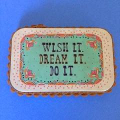 Have a Dream? Write it Down