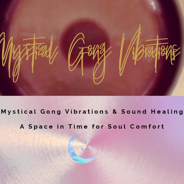 Full Moon Mystical Gong Vibrations
