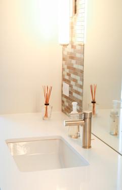 Custom Home Bathroom Remodel