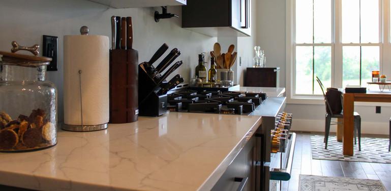 Custom Home Kitchen in Racine County