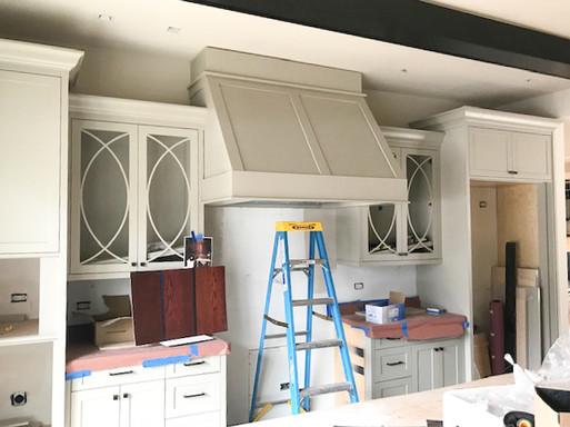 Kitchen Remodel in custom home in Lake Bluff Illinois