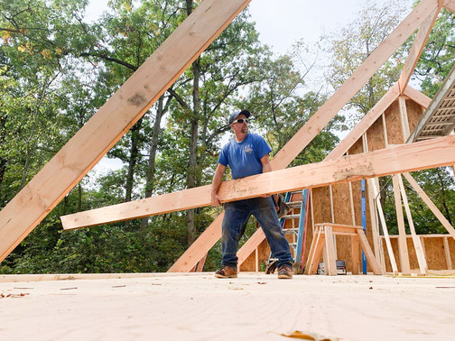Custom Home Build in Lake Geneva Wisconsin
