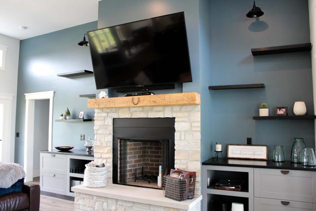 Living Room in Burlington WI
