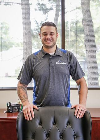 Joey Balsitis of Balsitis Contracting Inc.