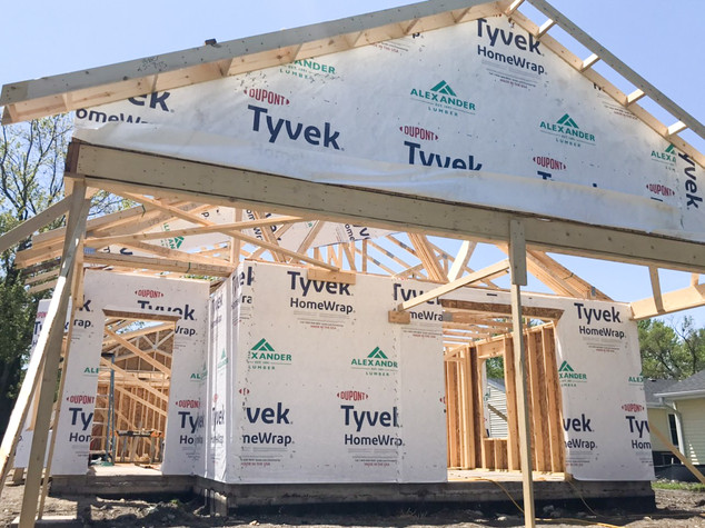 Custom Home Build in Twin Lakes Wisconsin