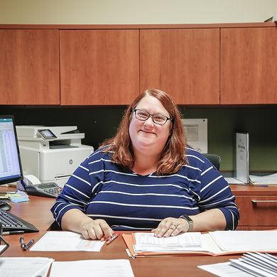 Amber Halverson  Accountant at Balsitis Contracting Inc.