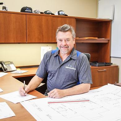 Balsitis Contracting Inc. Superintendant Joe Balsitis