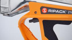 Ripack 2100 Shrink Tabancası Kolay Erişimli Piezo Ateşleyici