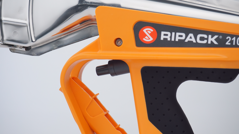 Ripack 2100 Shrink Isı Tabancası Kolay Değiştirilebilir Piezo Ateşleyici