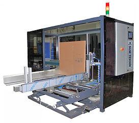 Otomatik Koli Açma ve Koli Hazırlama Makinesi
