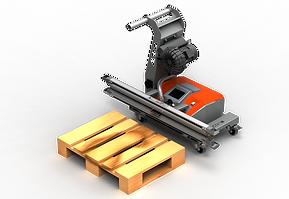 I-Serisi Endüstriyel Vakum ve Yapıştırma Makineleri