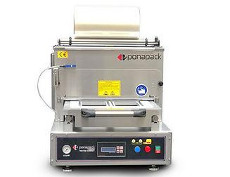TKM 500 COMPACTYarı Otomatik Tabak Kapama Makinesi