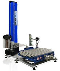 Otomatik Palet Streç Sarma Makinesi