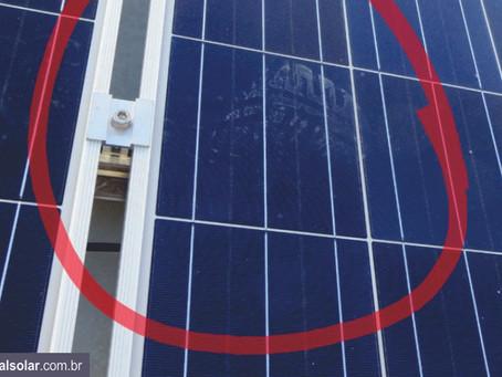 Pisar nos módulos fotovoltaicos: é permitido ou não?