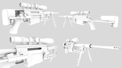 M200 Intervention Ambient Occlusion