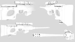 Kit-bash Sniper