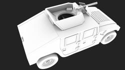 Humvee Top