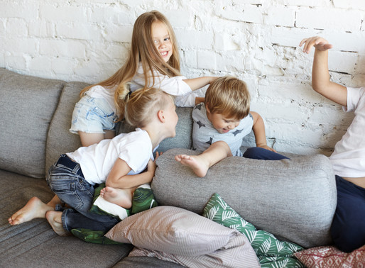 Five Tips For Thriving At Home With Kids During Self-Isolation