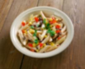 southwestern whole wheat pasta salad .fl