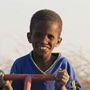 Happy Boy Fresh Water Ethiopia Fullife Foundation