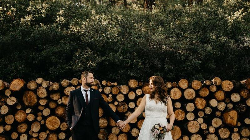 Rustic Φθινοπωρινός γάμος στη Θεσσαλονίκη