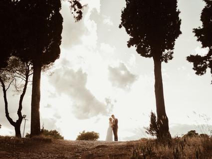 Φθινοπωρινός γάμος στον Ταξιάρχη Χαλκιδικής