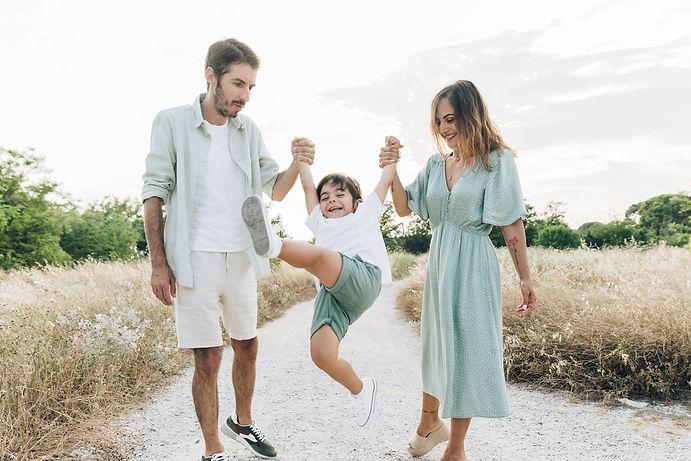 Φωτογράφιση οικογενειακή στη φύση 8
