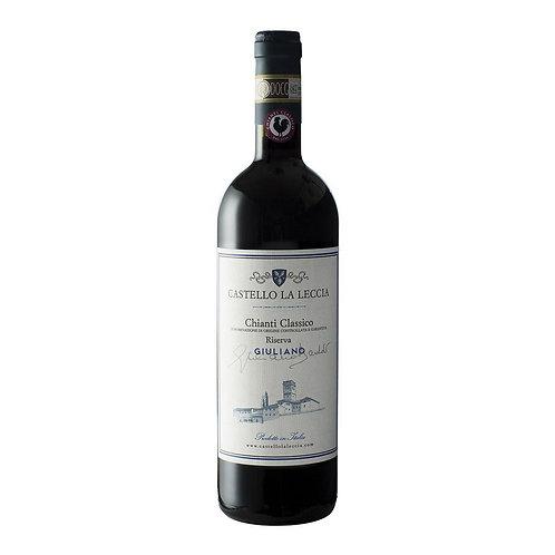 Chianti Classico Riserva DOCG 2015 Organic Red Wine (Box of 6x75cl)