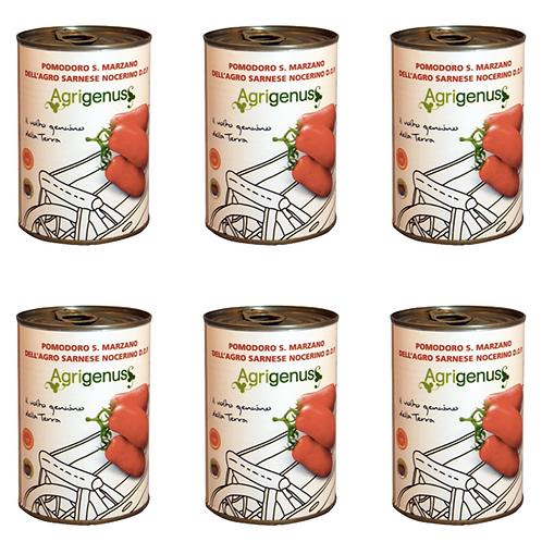 San Marzano Tomatoes PDO Pomodoro Pelato San Marzano D.O.P. shop online delivery store italian food recipes tomater italia