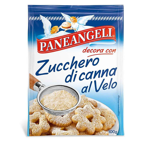 paneangeli powdered brown sugar shop online zucchero di canna al velo