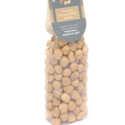 buy toasted hazelnuts online shop from Piedmont Italy