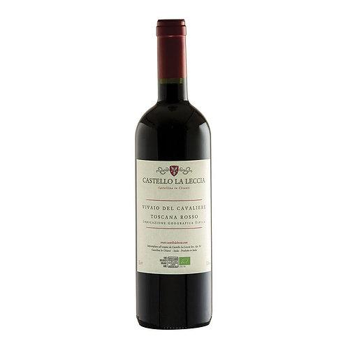 """Toscana IGT """"Vivaio del Cavaliere"""" Organic Wine 2018 Castello La Leccia"""