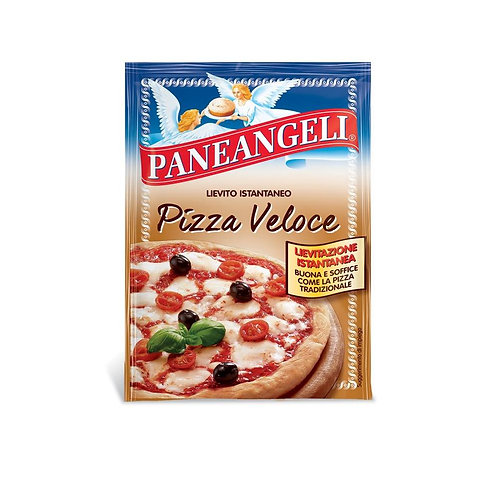 Paneangeli Instant Yeast Fast Pizza - Pizza Veloce Lievito Istantaneo