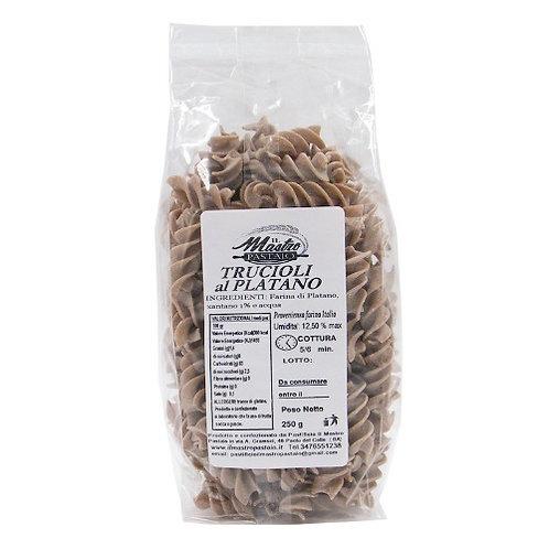 buy trucioli plantain flour italian pasta online