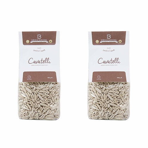 How to do pasta cavatelli senatore cappelli durum wheat italian from Puglia Apulia Italy
