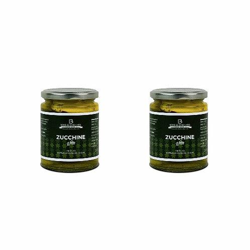 buy zucchini in extra virgin olive oil apulia online shop
