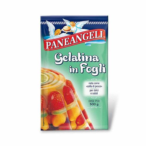 paneangeli gelatine sheets gelatina in fogli shop online