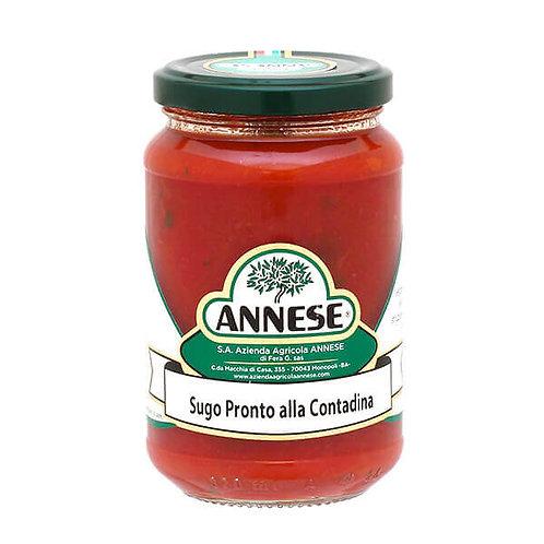 Contadina ready made sauce from Apulia Italy (1x 350g)
