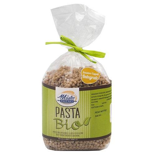 buy whole wheat fregola Senatore Cappelli italian pasta online shop