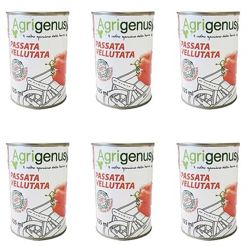 Tomato Purée San Marzano POD Passata Pomodoro San Marzano D.O.P. shop online delivery