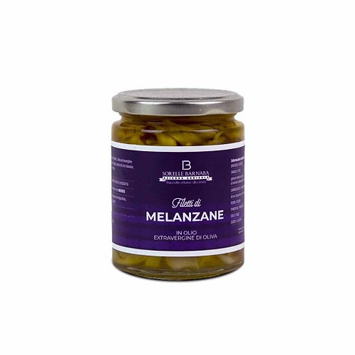 buy aubergine strips extra virgin olive oil apulia online shop