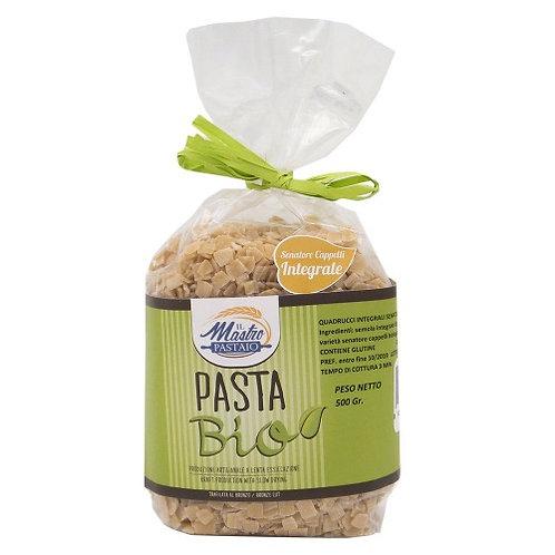 buy whole wheat quadrucci Senatore Cappelli italian pasta online shop