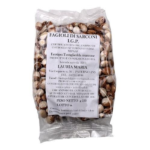 buy Sarconi Tuvagliedda Italian Brown Beans PGI online