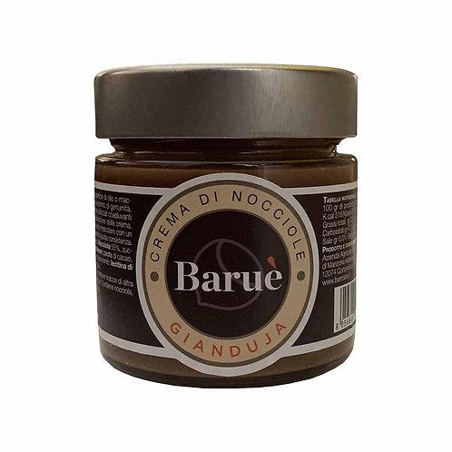 Baruè gianduja craftmade cream PGI Piedmont hazelnut shop online delivery