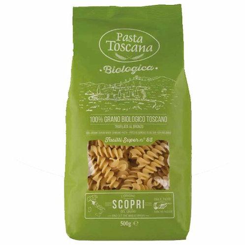 buy organic fusilli pasta toscana online shop