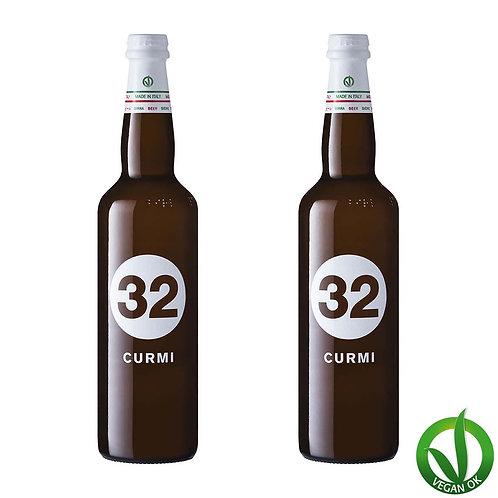 curmi italian vegan craft beer 32 via dei birrai brewed by italian microbrewery awarded