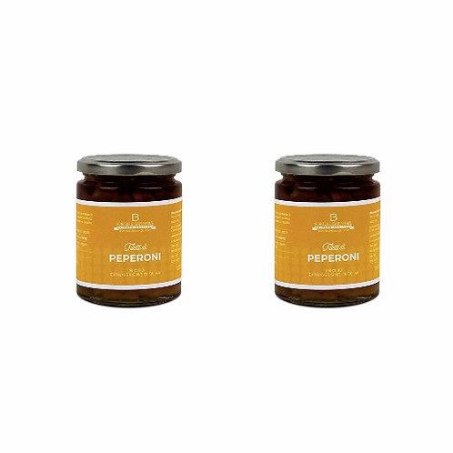buy pepper strips extra virgin olive oil apulia online shop