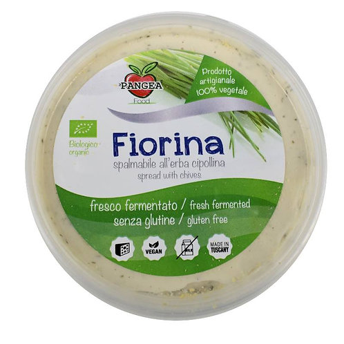 fiorina chive spreadable vegan cheese pangea shop online