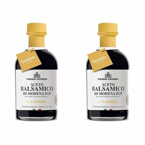 """Balsamic Vinegar of Modena IGP Poderi Estensi """"1 nastro"""""""