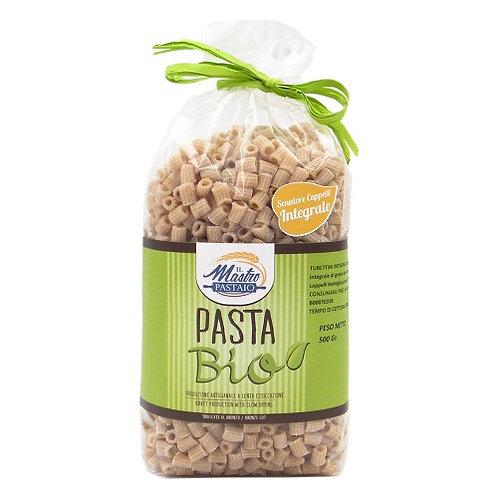 buy whole wheat tubettini Senatore Cappelli italian pasta online shop